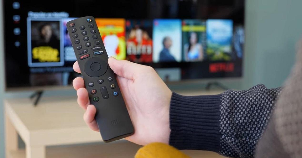 mando de Smart TV