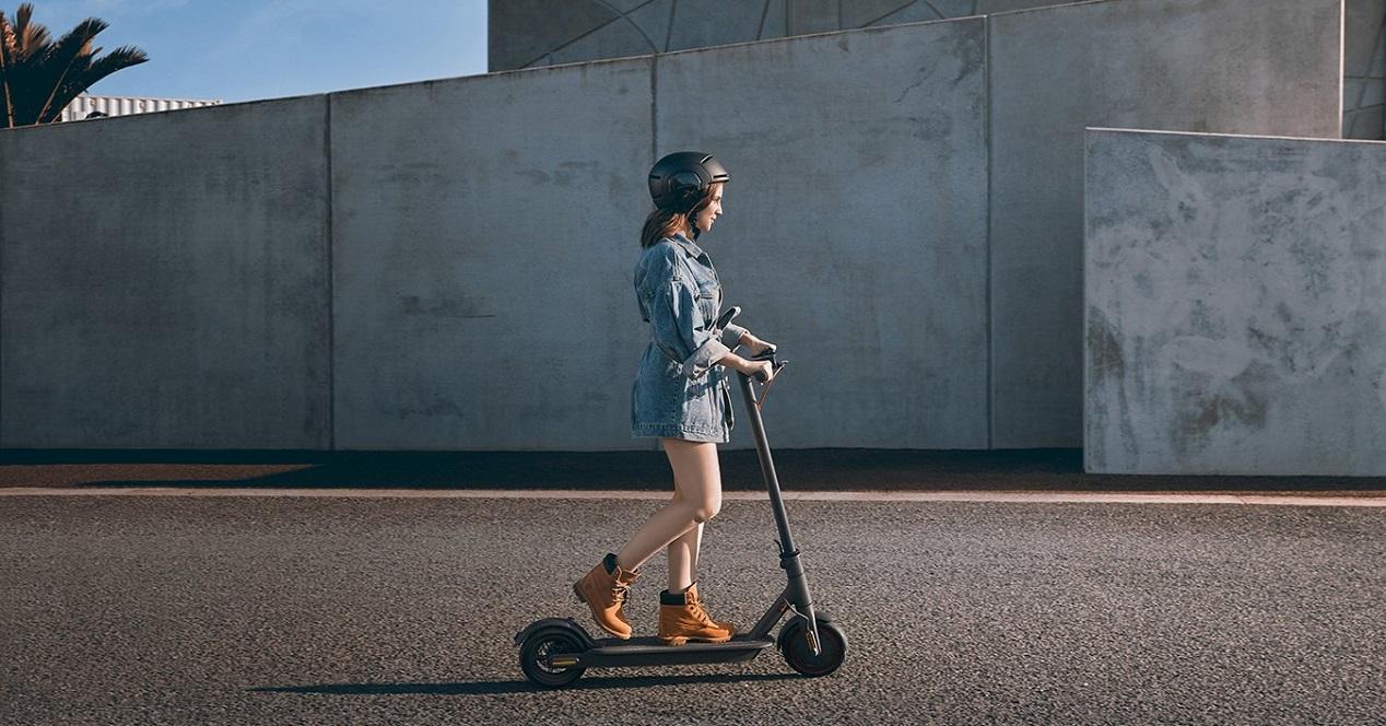 Patinete eléctrico Xiaomi Mi Scooter 1S