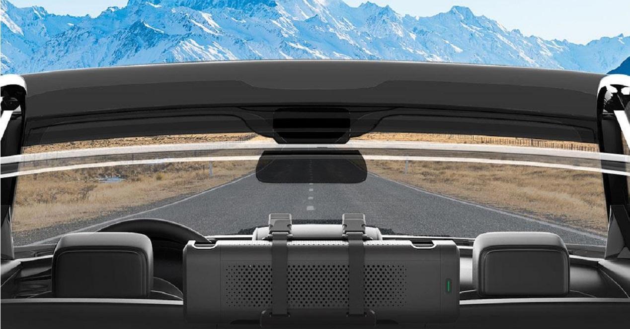 purificador de aire coche xiaomi