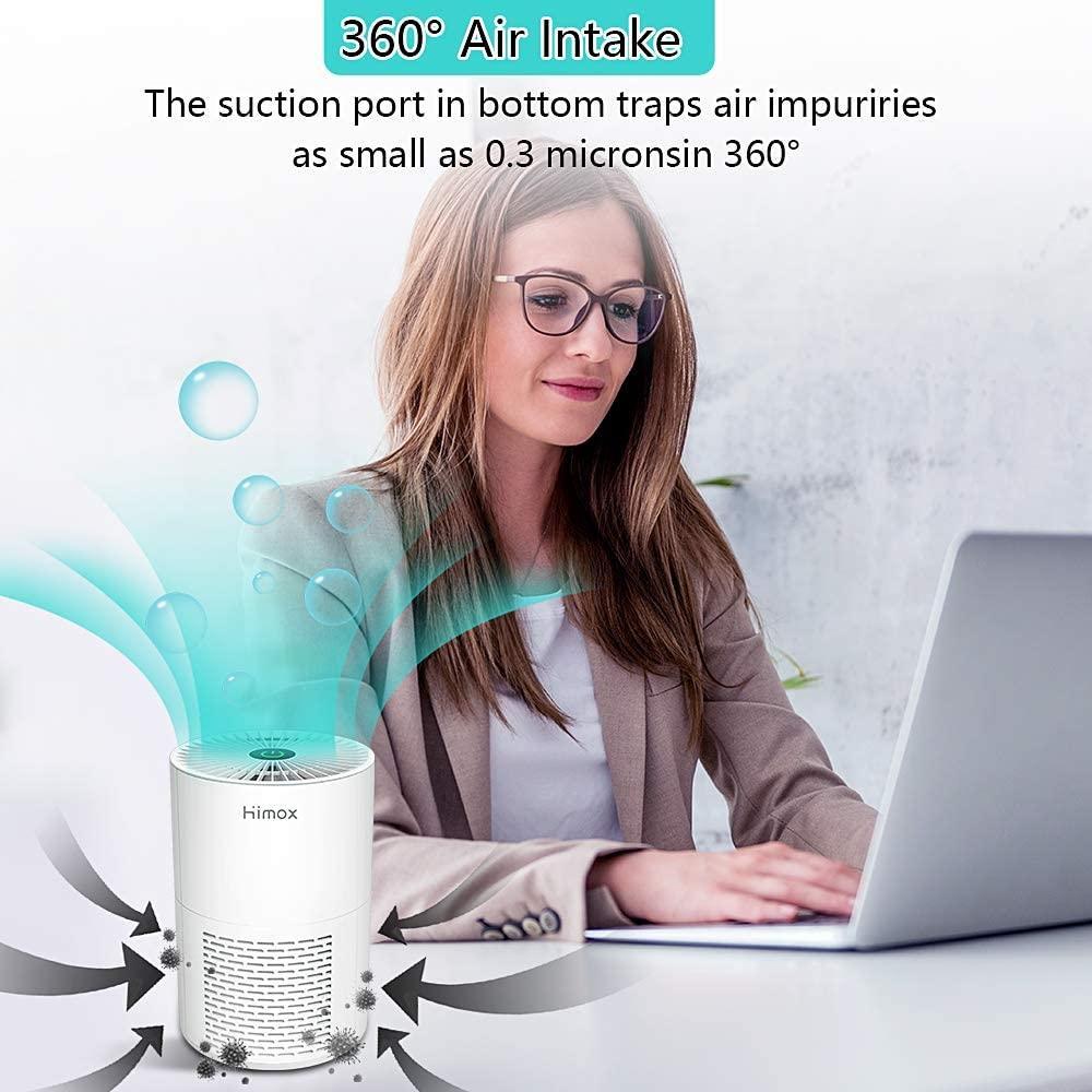 Purificador de aire Himox