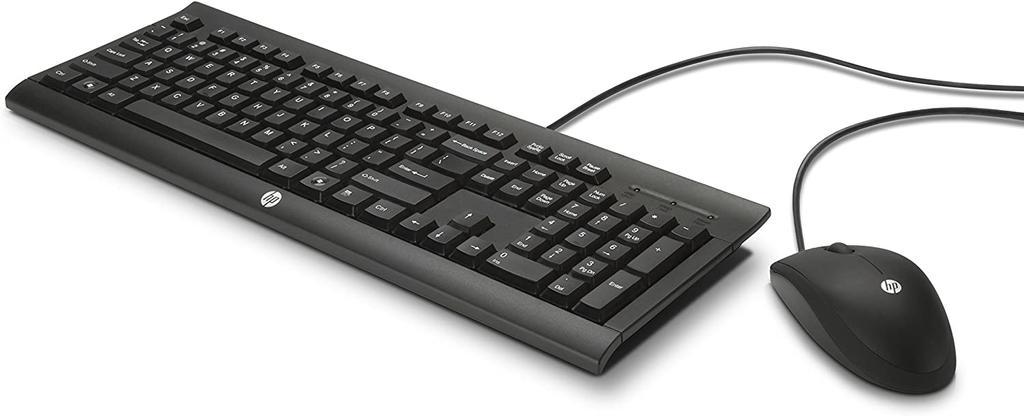 Pack de ratón y teclado HP C2500