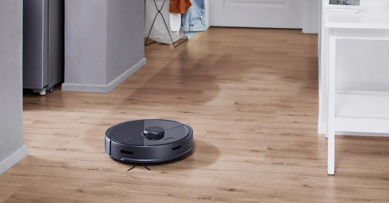 robot aspirador roborock s5 max