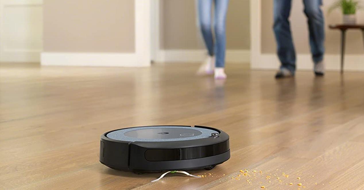 Robot aspirador Roomba i3152