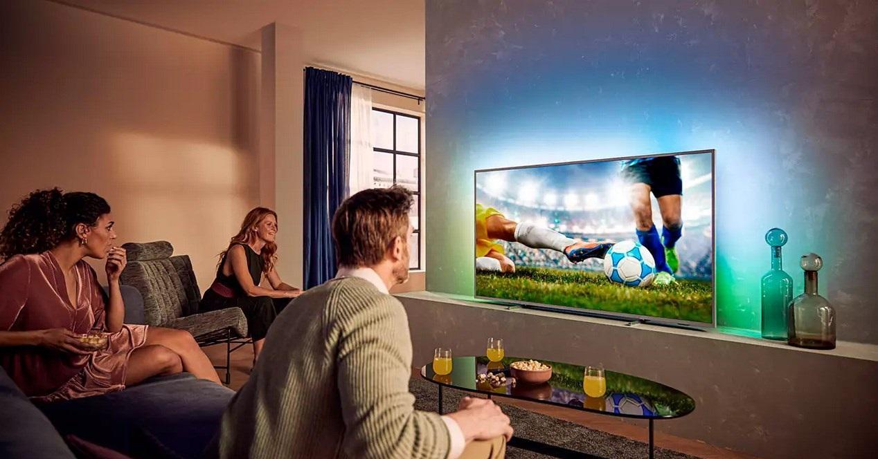 Smart TV Philips Ambilight 75PUS8505/12