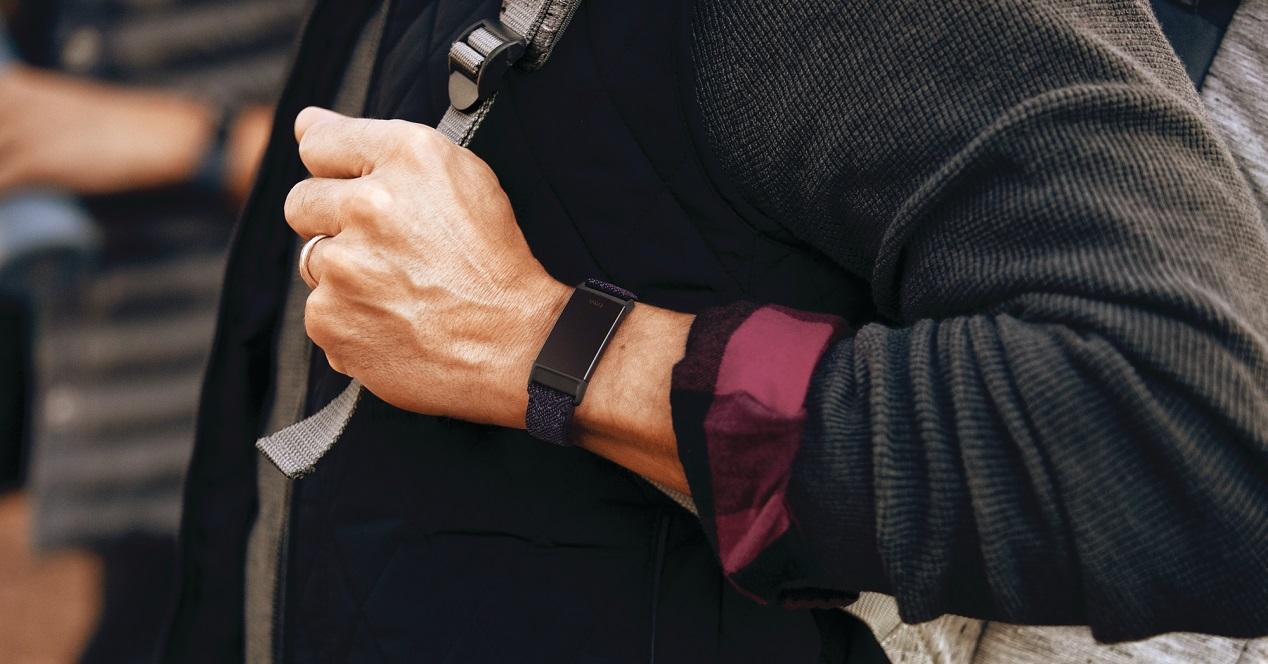 Smartband que mide el estrés