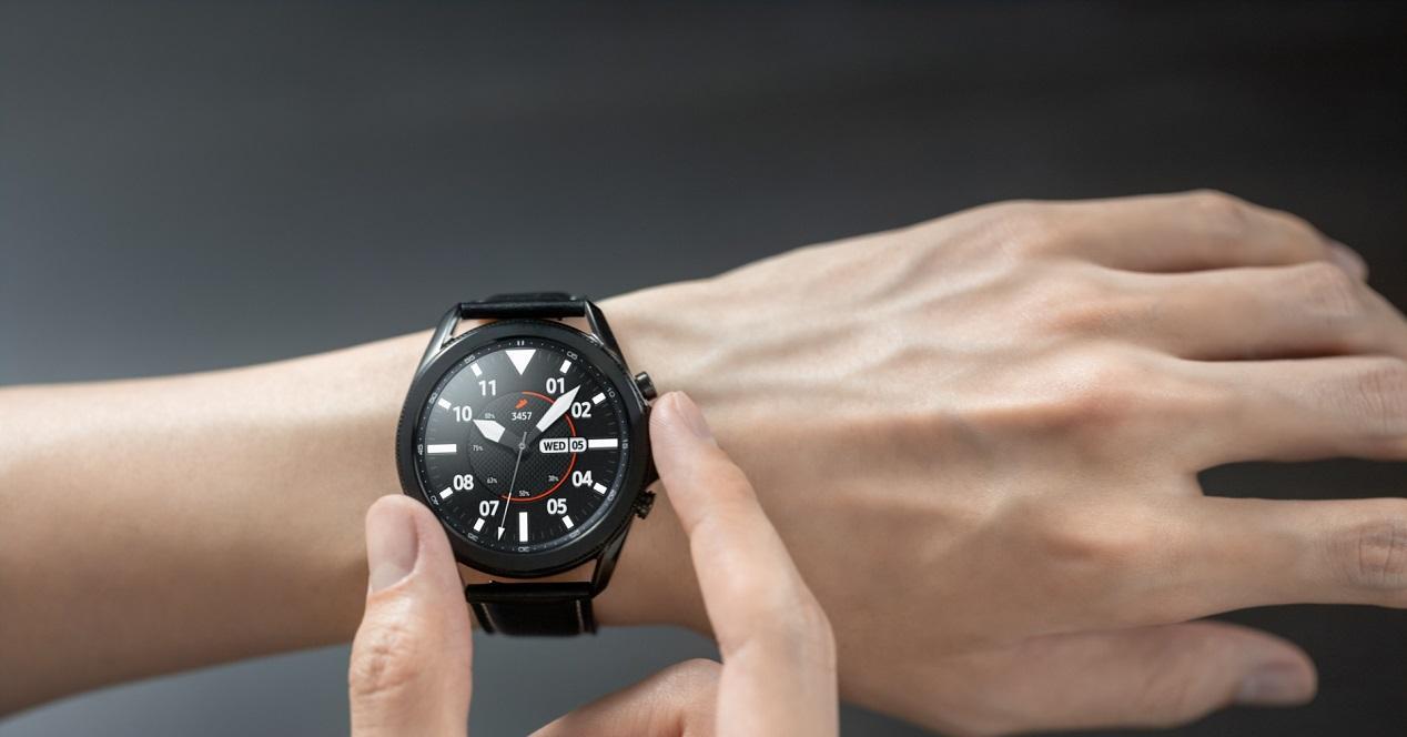 smartwatch estres