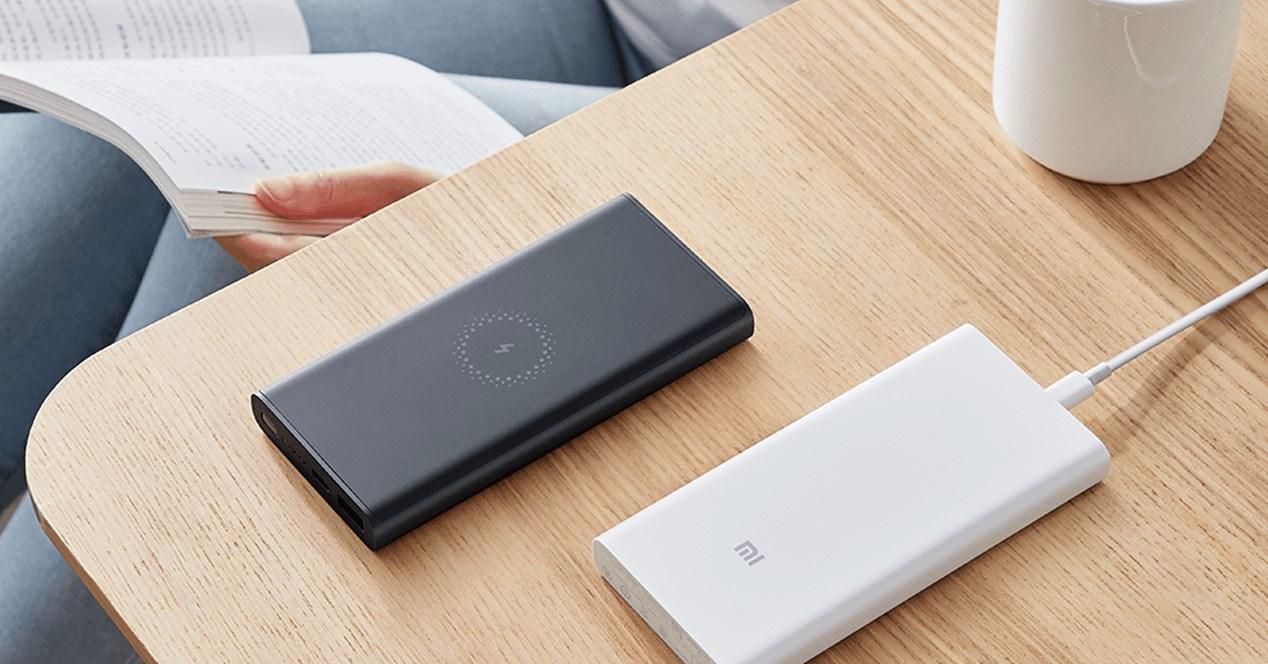 xiaomi wireless powerbank
