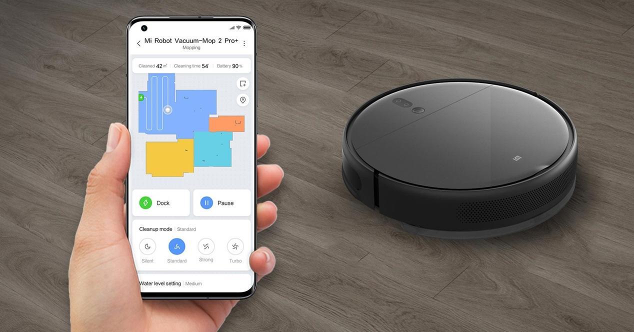 Xiaomi Mi Robot Vaccum Mop 2 Pro+