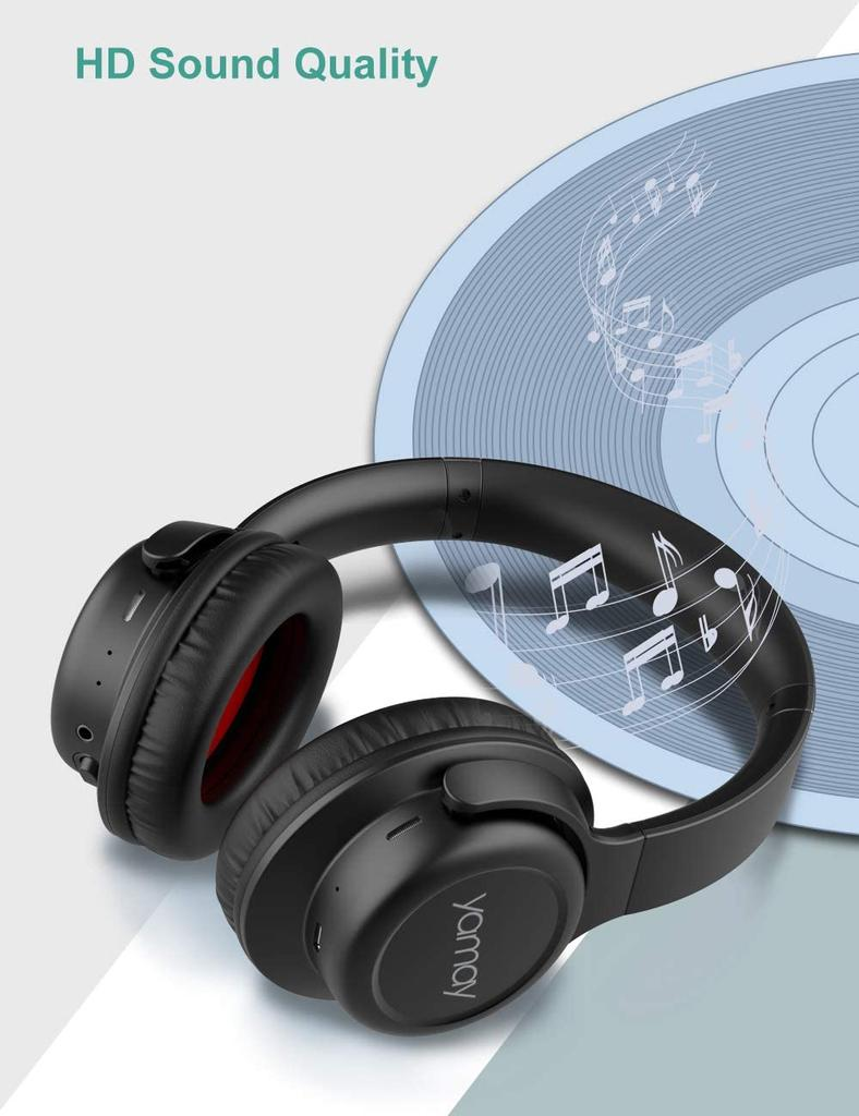 auriculares bluetooth yamay
