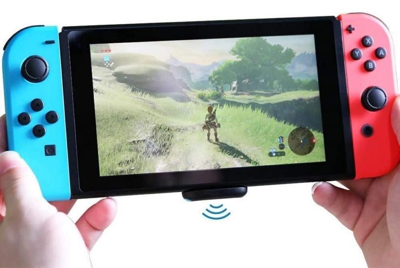Adaptador Bluetooth Para Nintendo