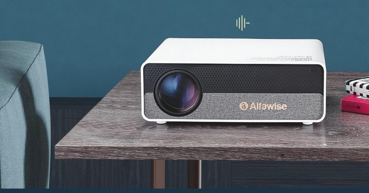 Alfawise Q9 proyector