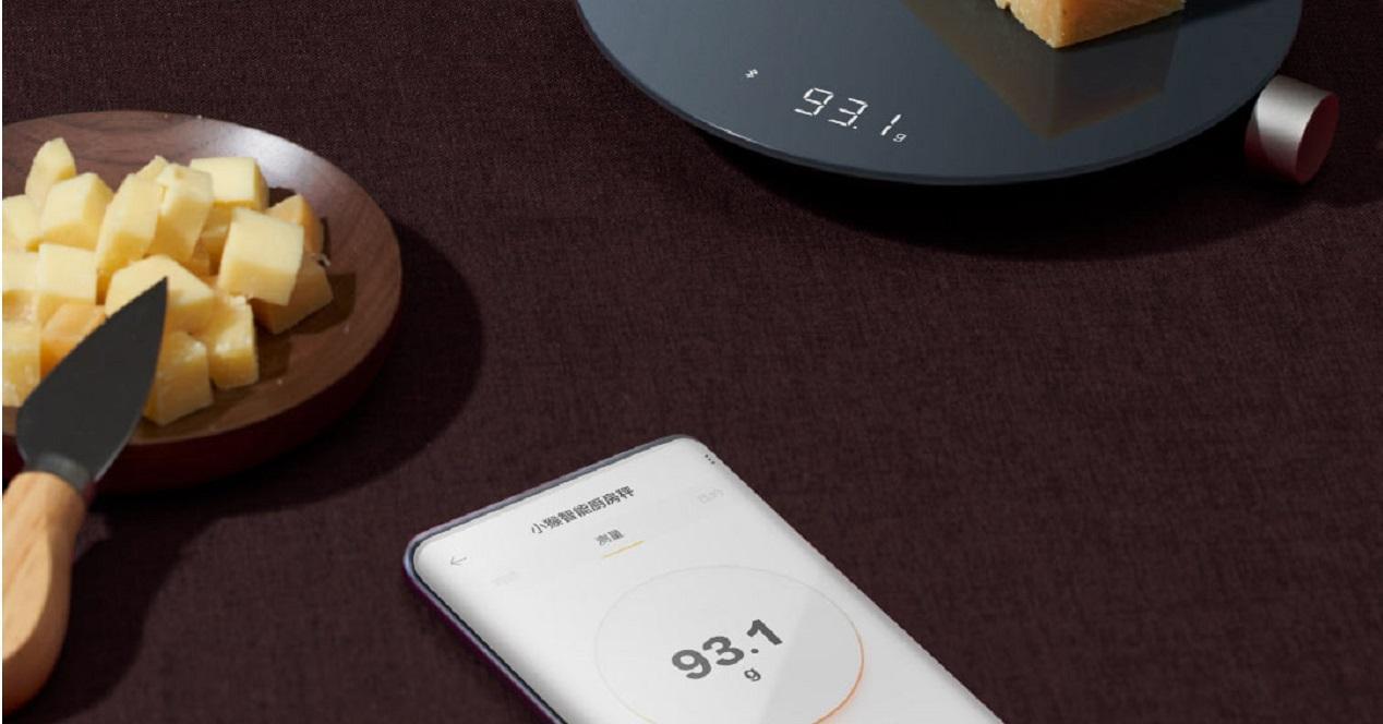 Báscula de cocina Xiaomi