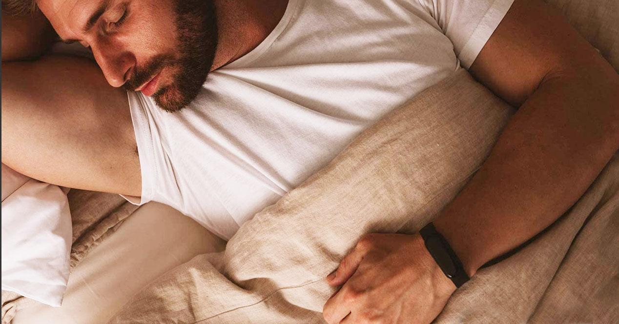 Pulseras de actividad con control del sueño