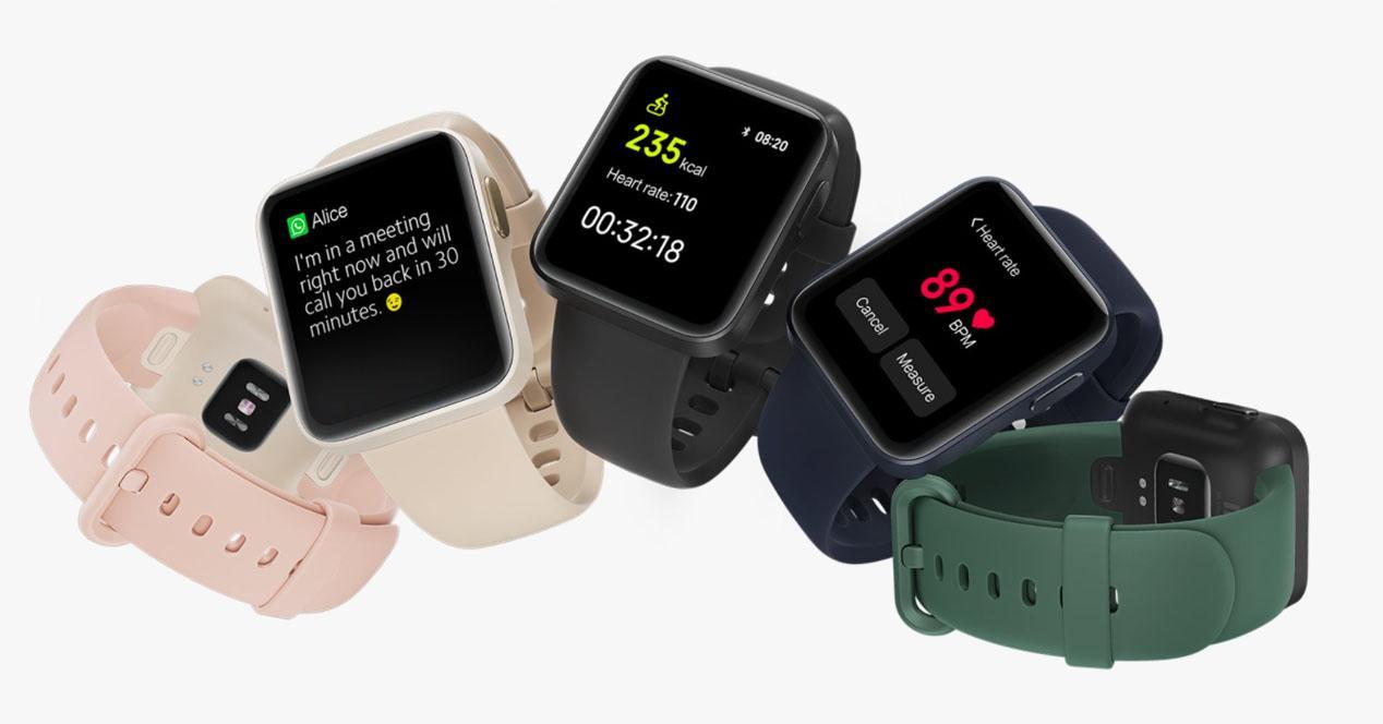 correas Xiaomi Mi Watch Lite