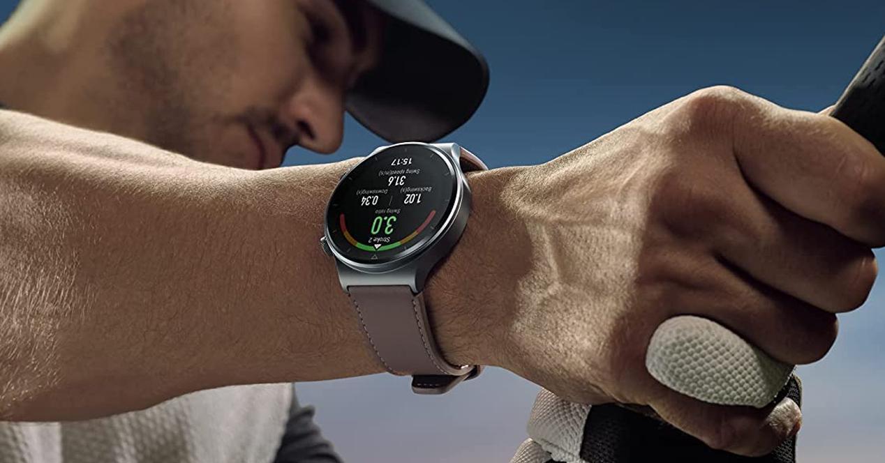 Smartwatch huawei watch gt2 pro