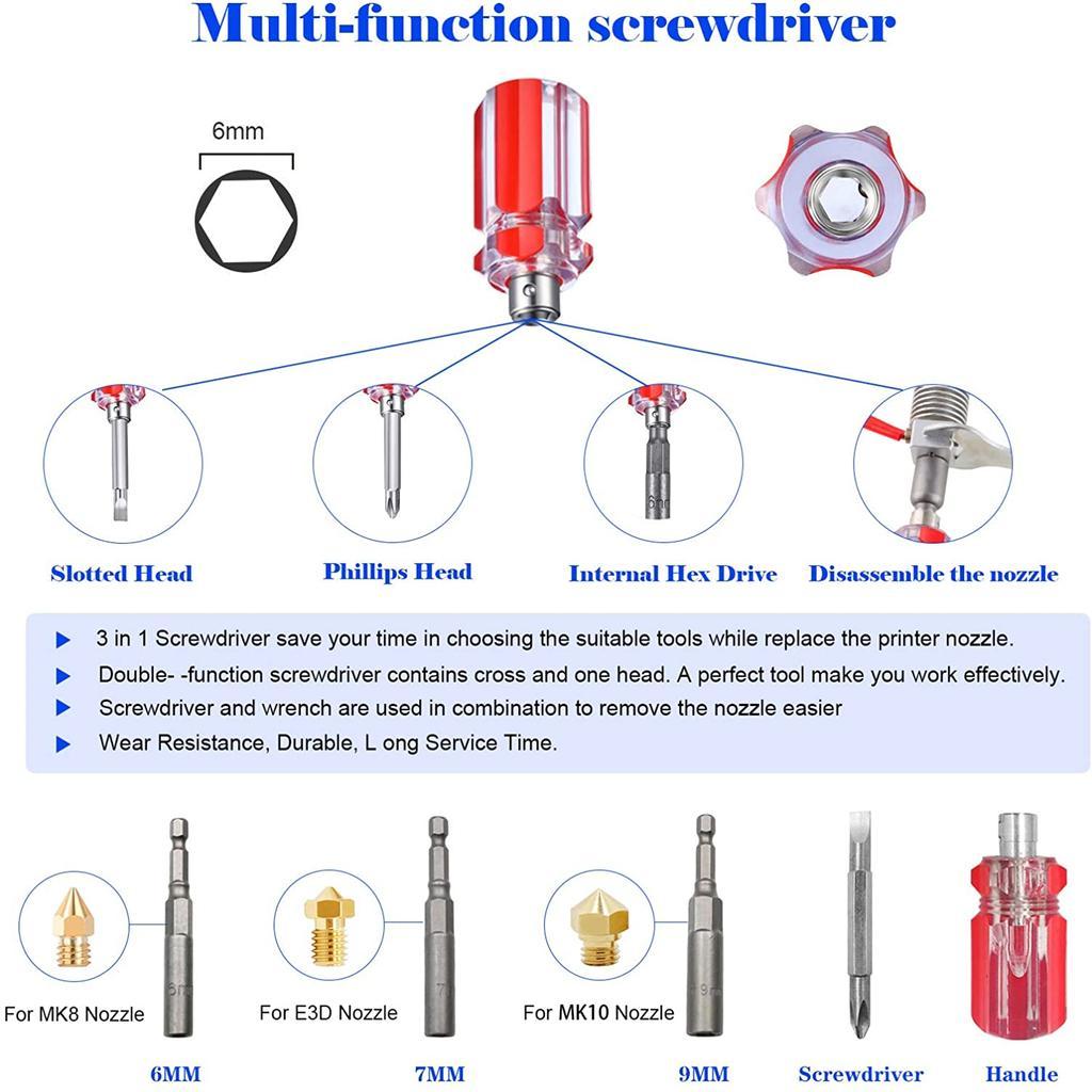 Kit de herramientas SOOWAY