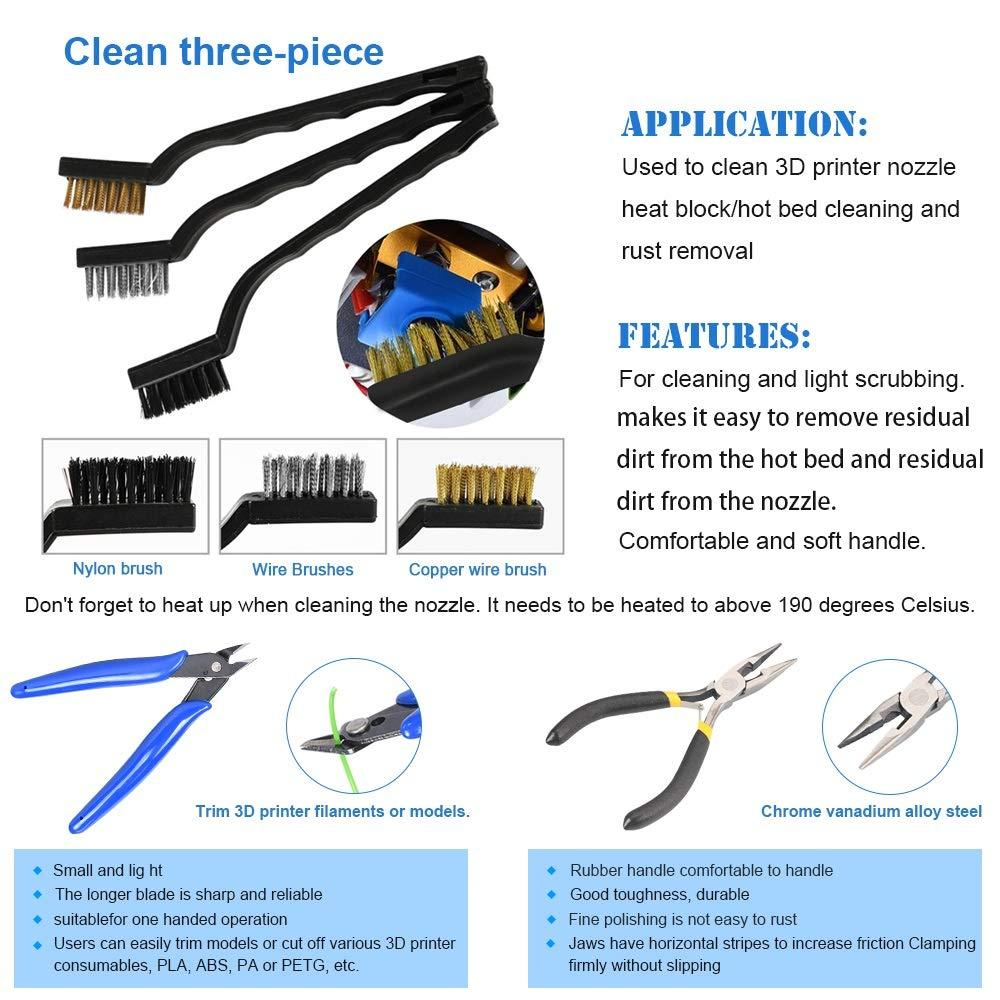 SOOWAY Kit de herramientas