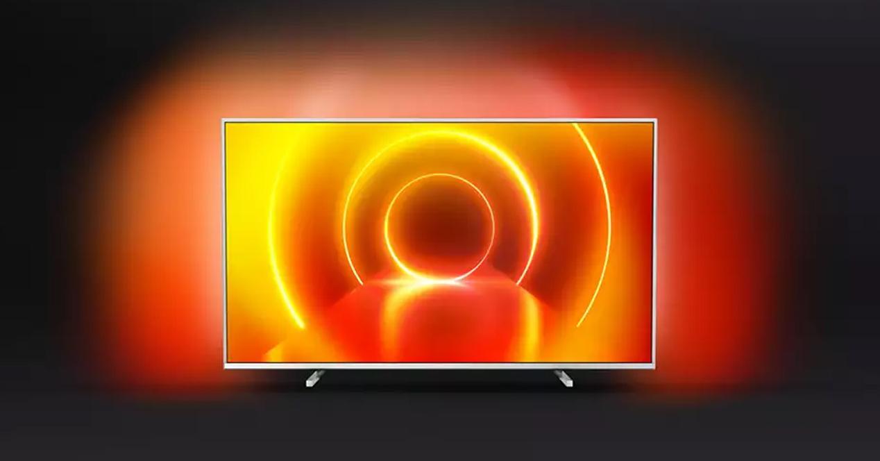 Smart TV philips 65PUS7855 en oferta