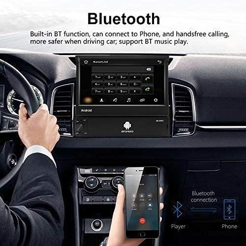 Reproductor multimedia para el coche podofo