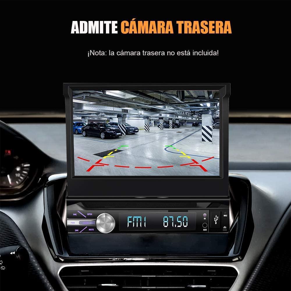 Reproductor multimedia para el coche