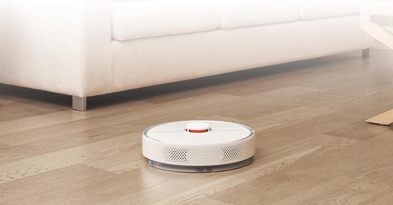 Robot aspirador Roborock S6