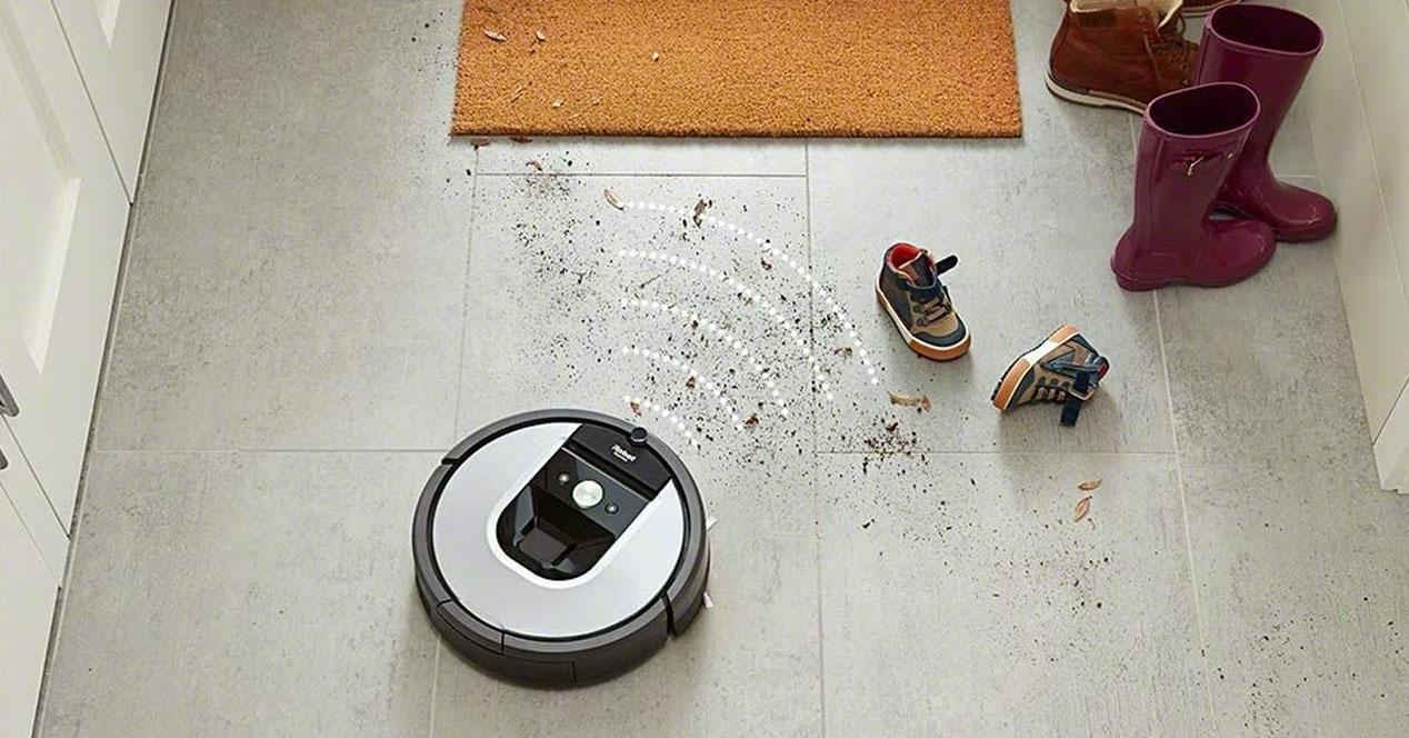 Robot aspirador Roomba 971