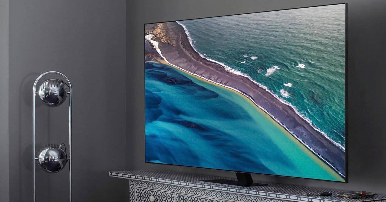 Samsung 55Q80T en oferta