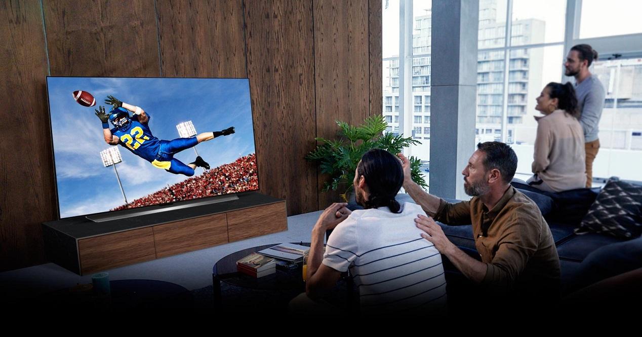 smart tv lg oled bx 55