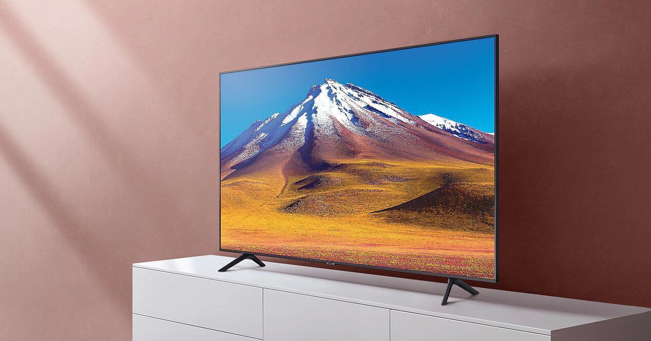 smart tv samsung UE50TU702