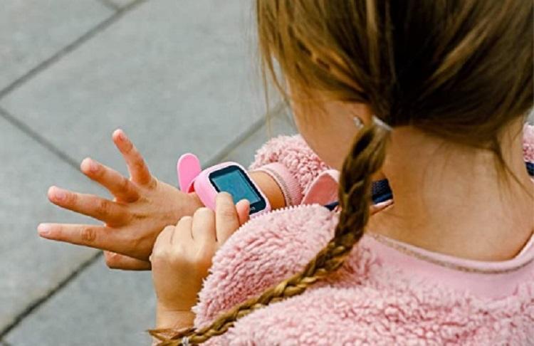Smartwatch para niños ELARI FixiTime Lite