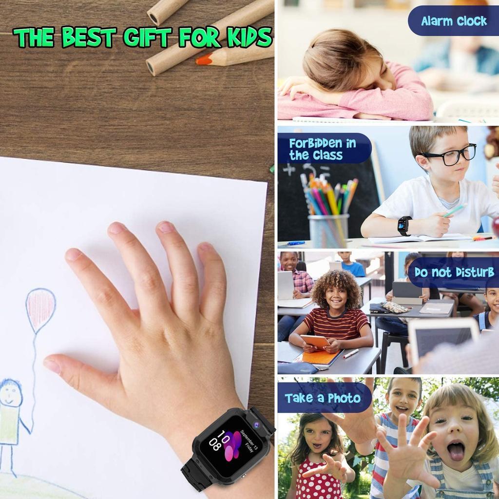Smartwatch para niños de PTHTECHUS