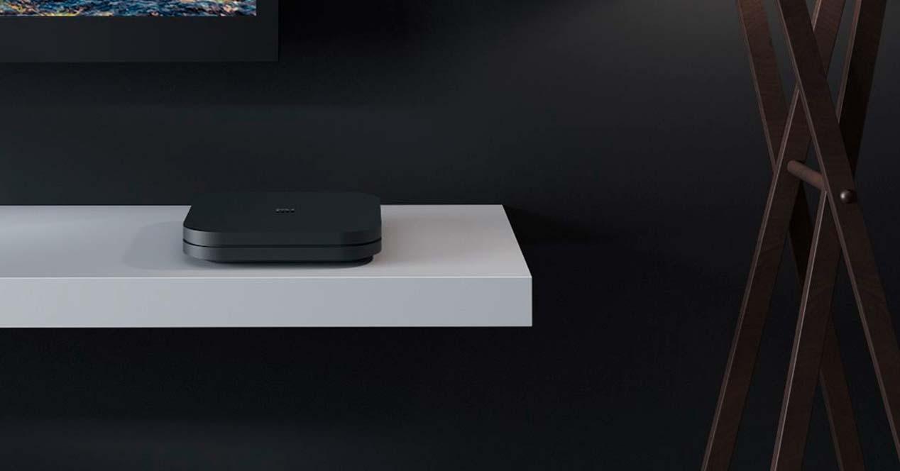 xiaomi Mi Box con adaptadores Ethernet