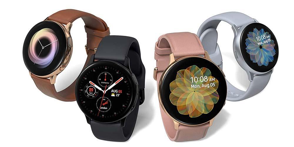Correas del Samsung Galaxy Watch Active2