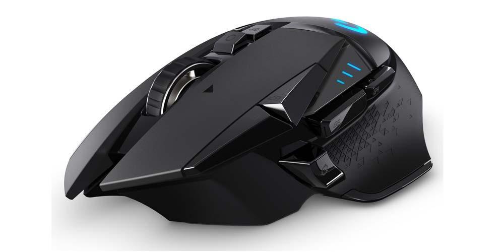 Logitech G502 Hero de couleur noir