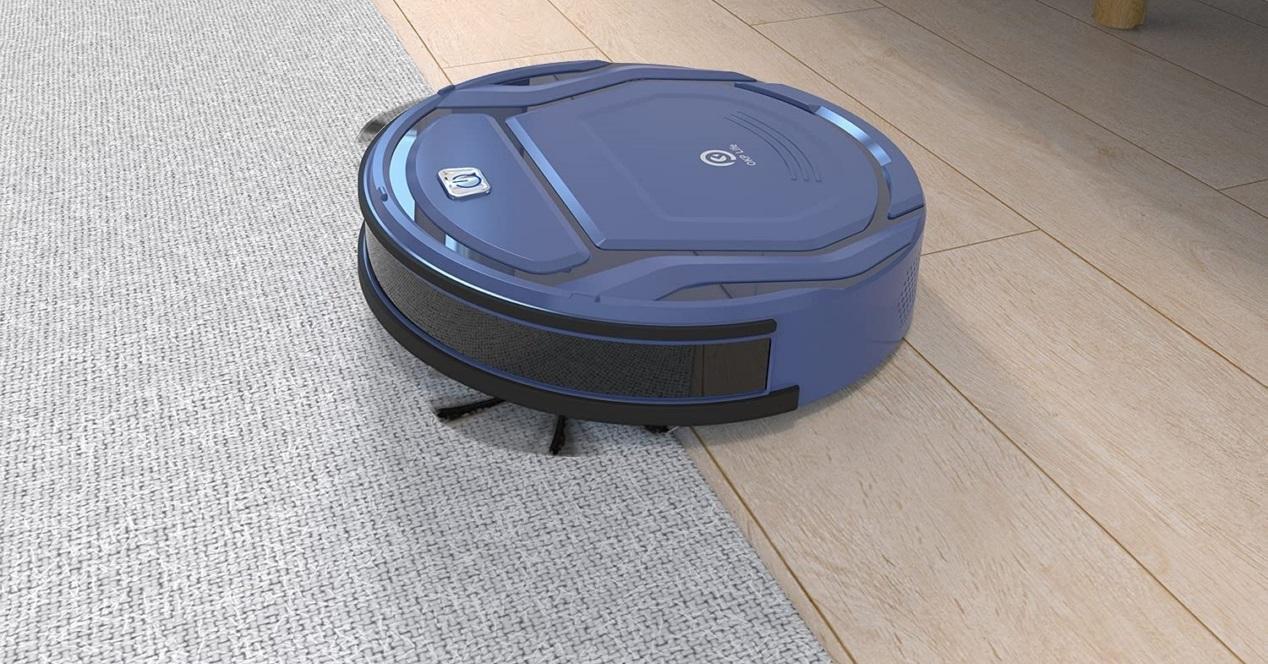 OKP Robot Aspirador