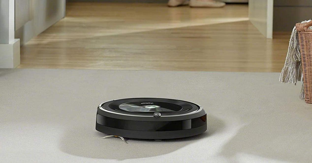 Robot aspirador Roomba 671 oferta