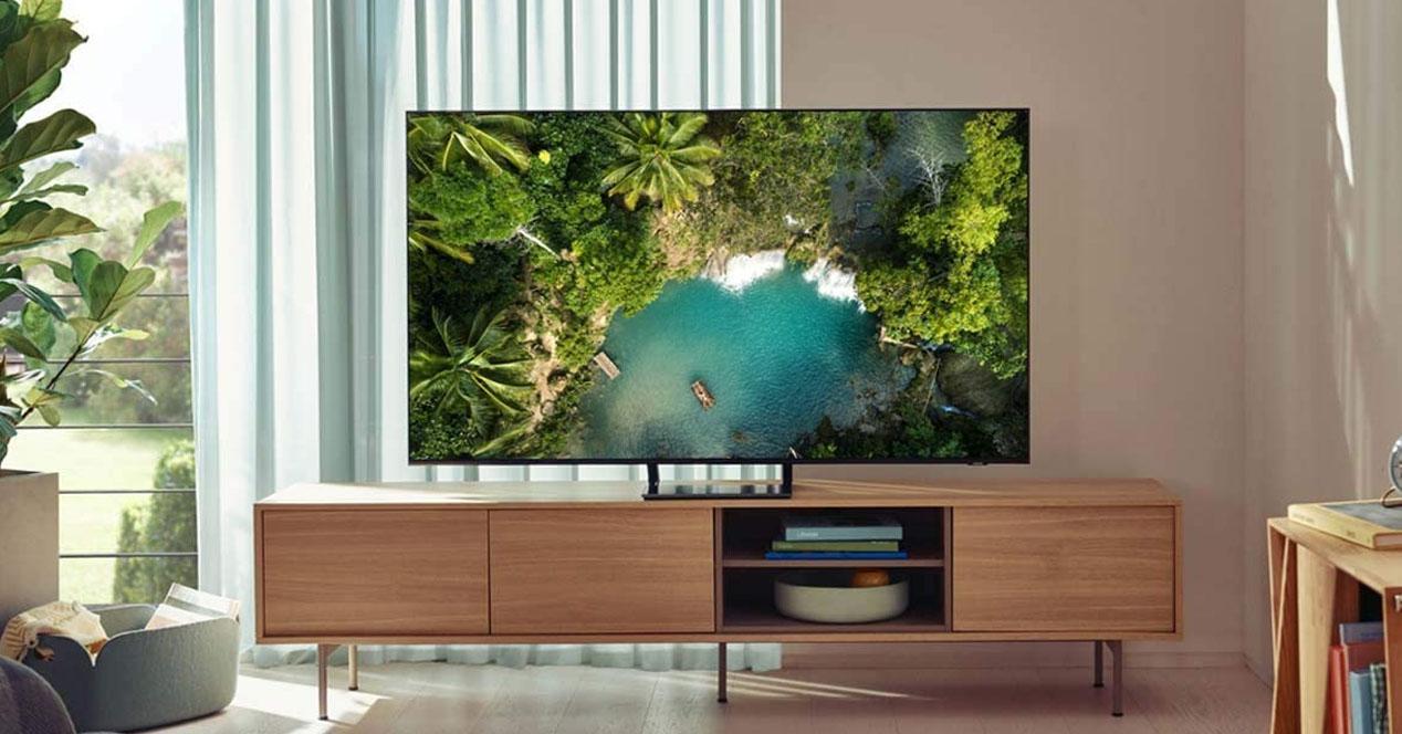 Smart tv Samsung 65AU9005