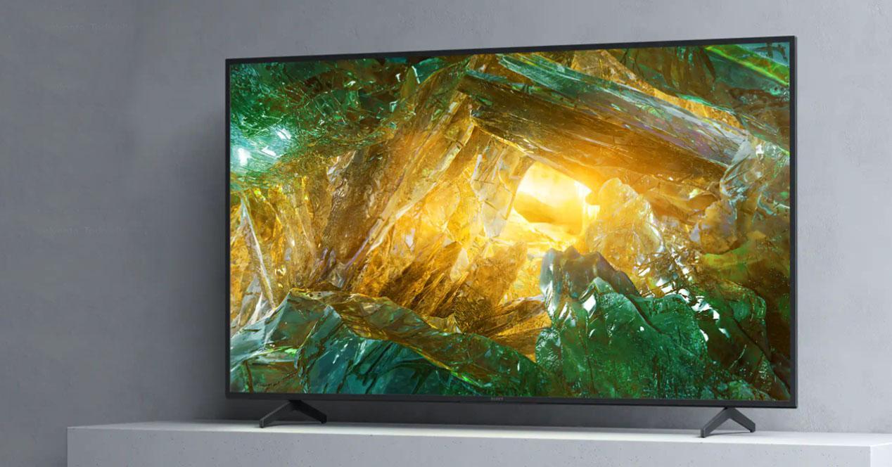 smart tv Sony KD49XH8096 rebajada