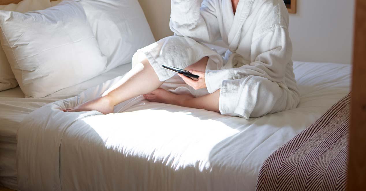 Uso de un libro electrónico
