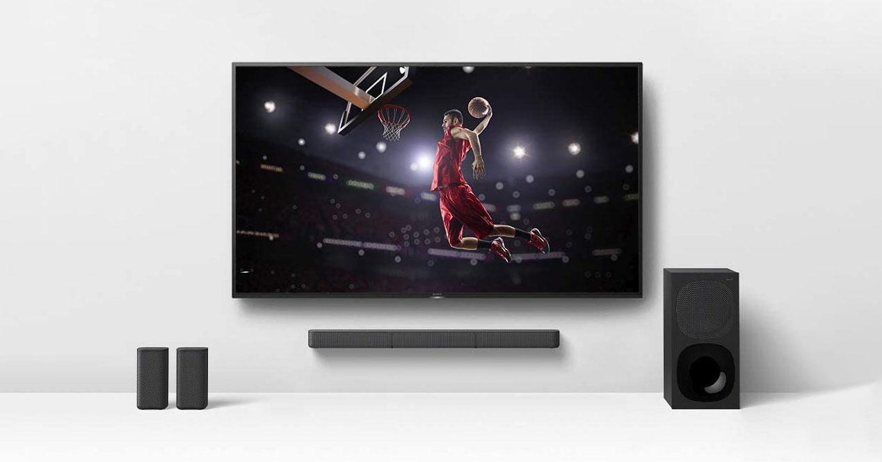 barra de sonido Sony HT-S20R en oferta