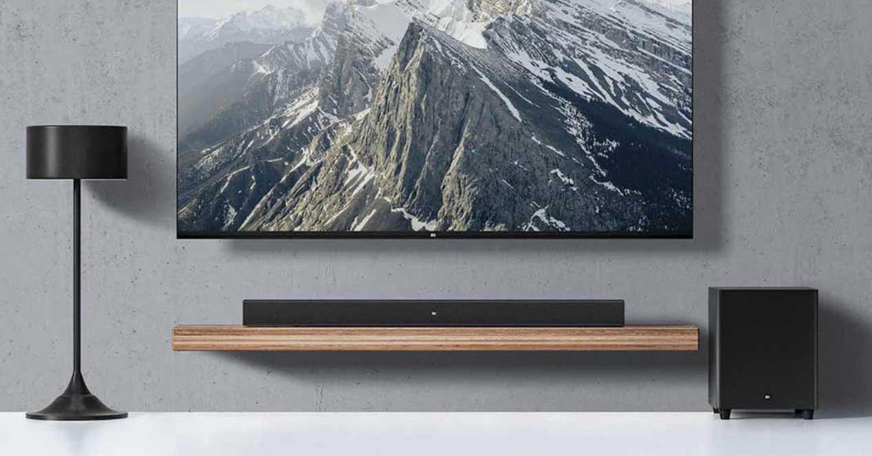 barra de sonido Xiaomi Mi TV Speaker