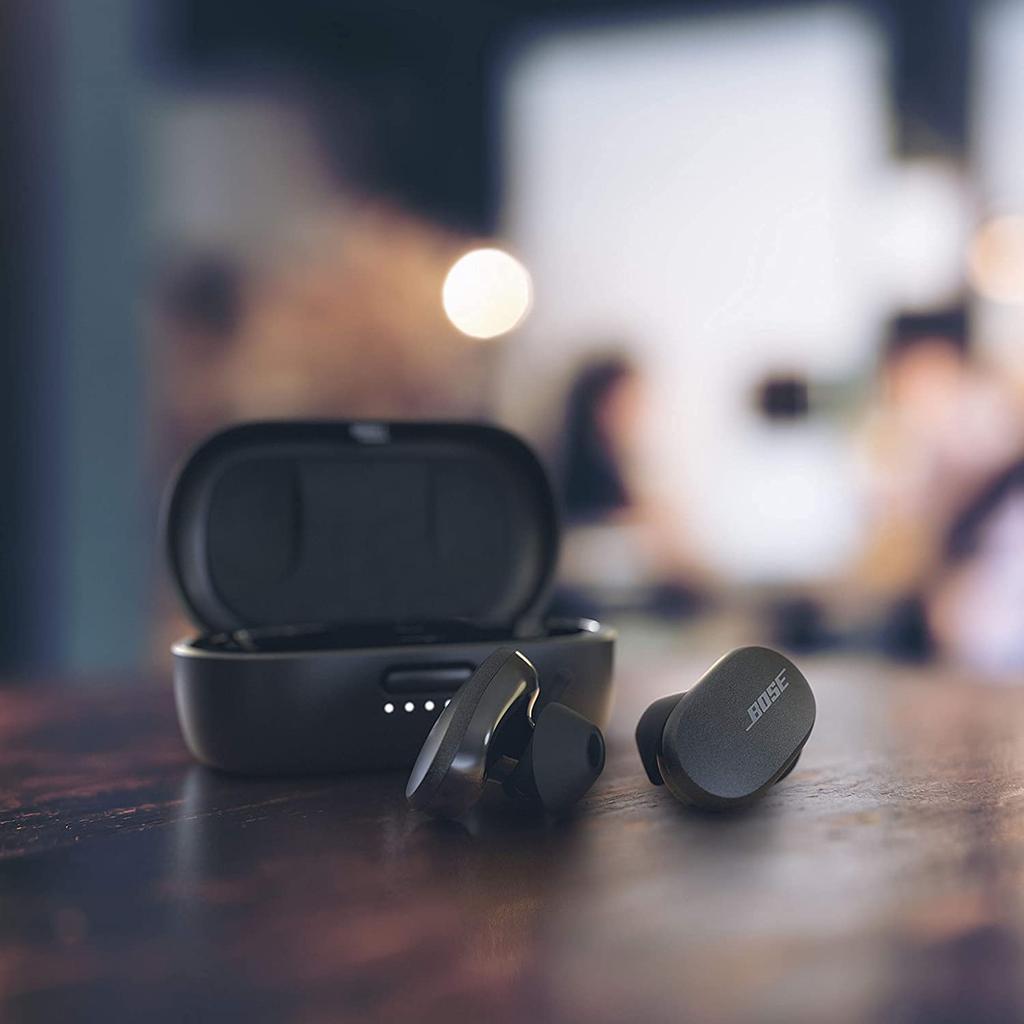 bose quietcomfort earbuds auriculares y estuche