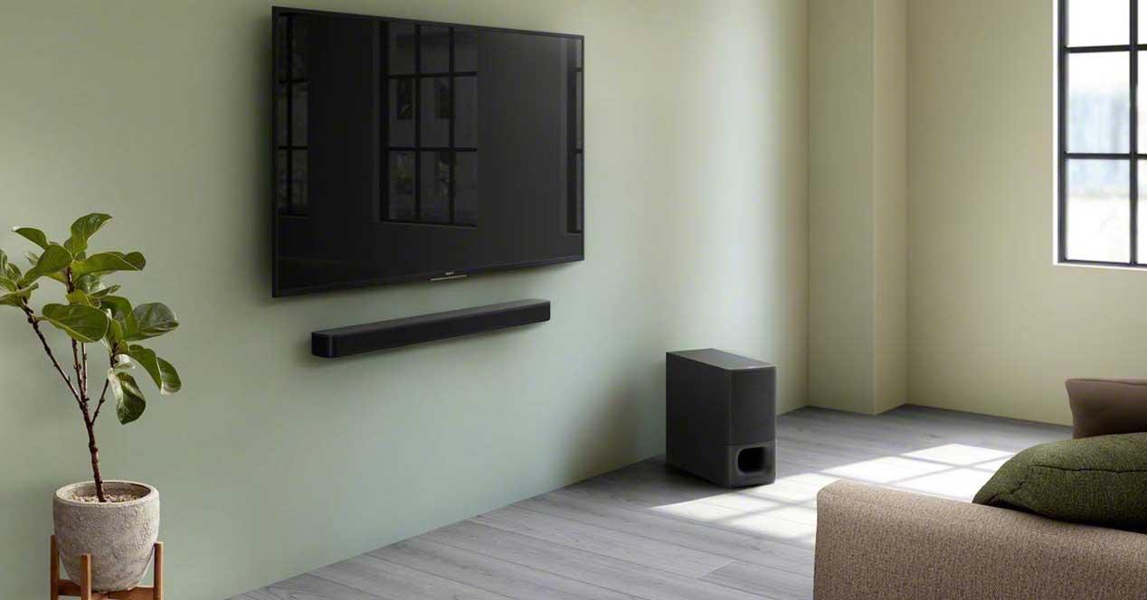 barra de sonido sony HT-S350