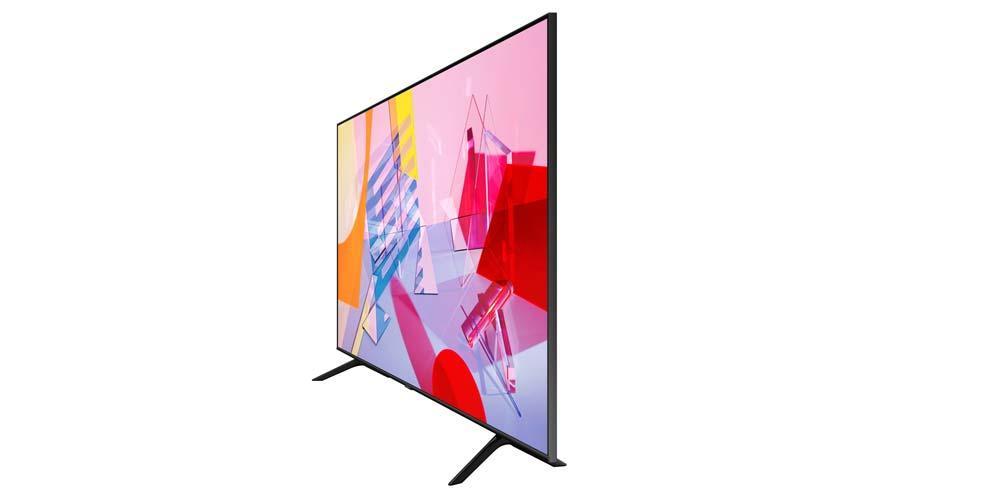 Latéral de la Smart TV Samsung 50Q60T