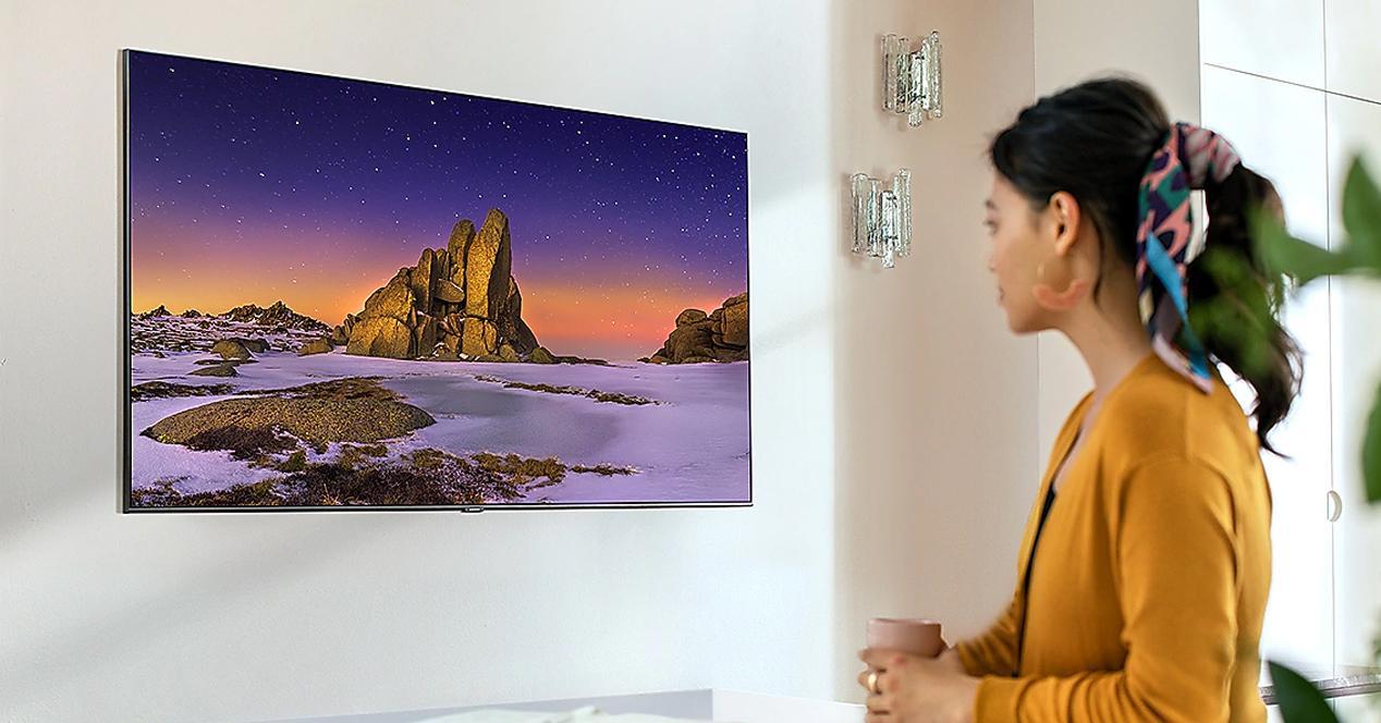 Smart TV Samsung QE75Q60TAU