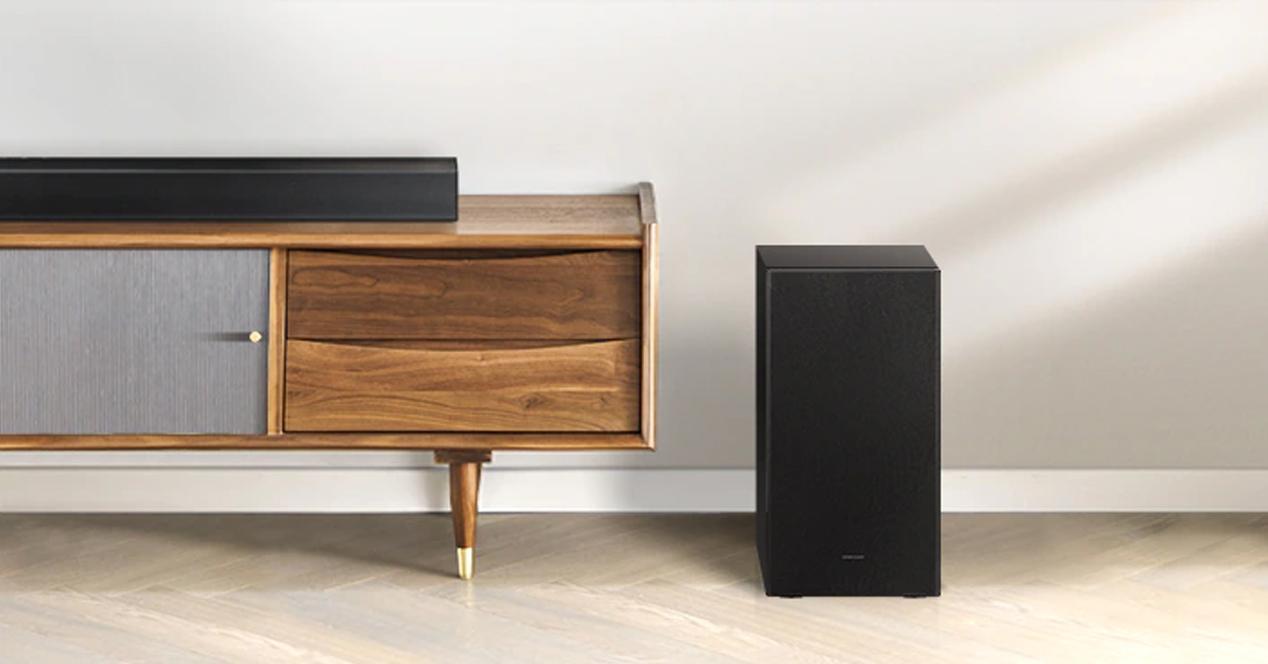 barra de sonido Samsung HW-A450