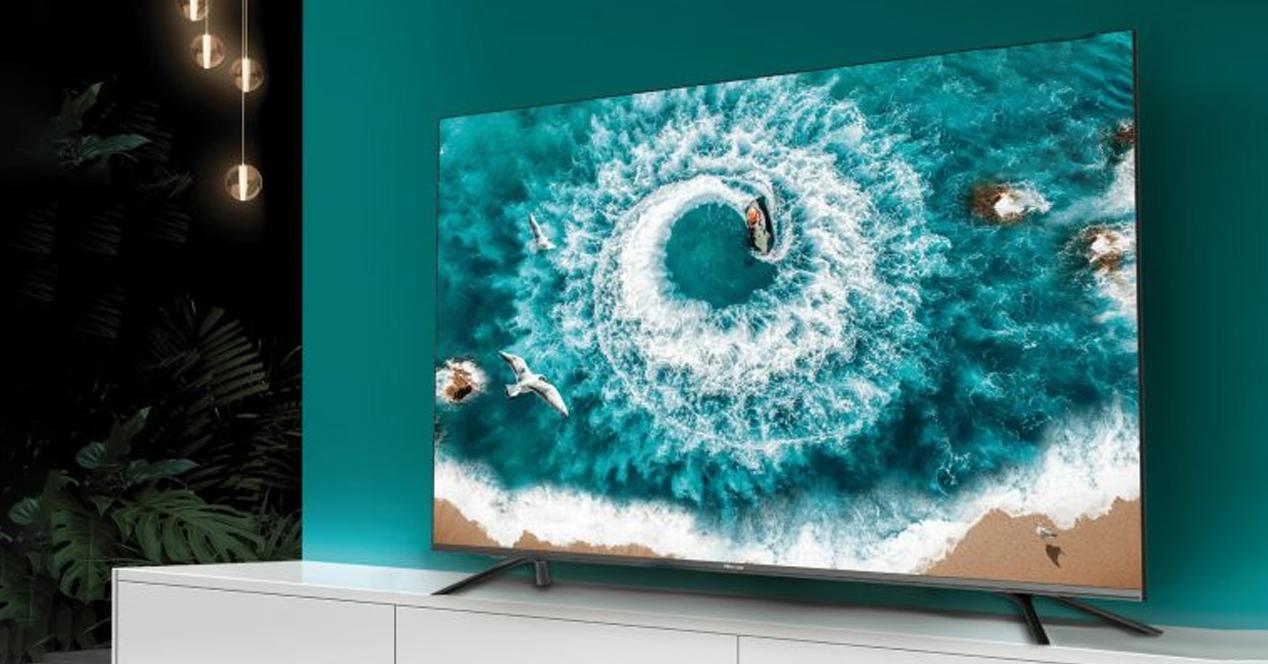 Smart TV Hisense 50E76GQ