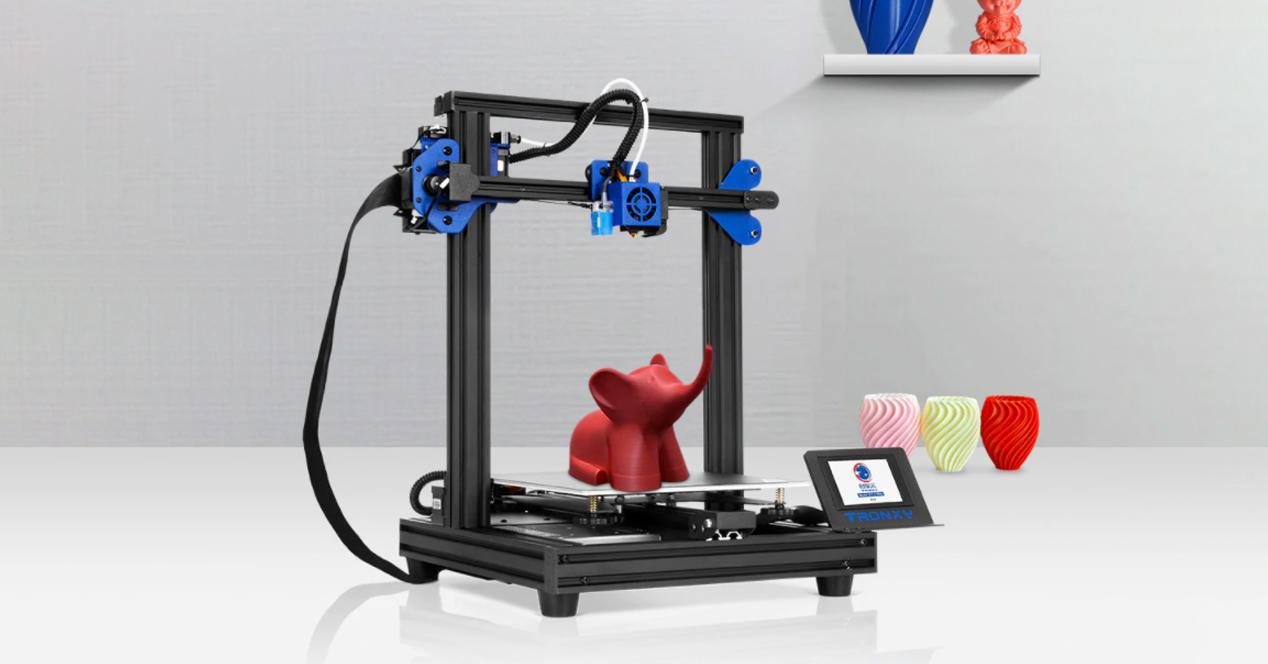 impresora tronxy 3D