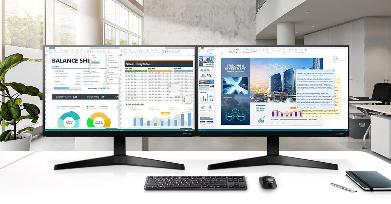 monitor 4K Samsung LU28R552UQRX