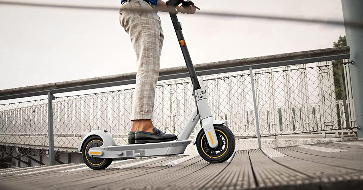 patinete Ninebot KickScooter MAX G30LE II